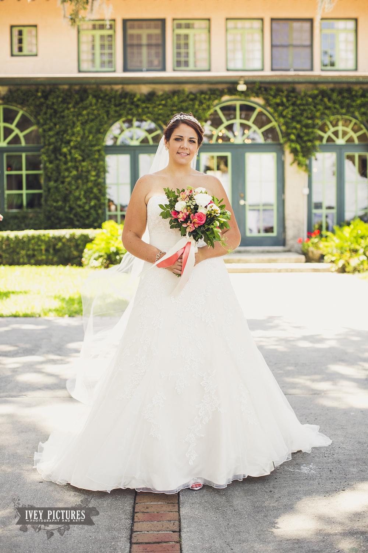 Club Continental Bridal Session