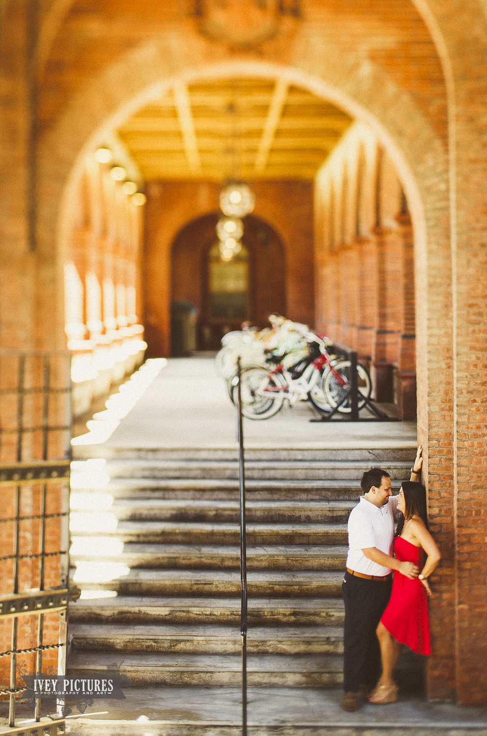 Flagler College Engagement Photos