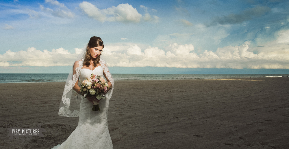 Bridal Portrait at Ponte Vedra Inn and Club