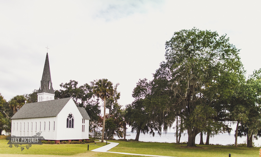 St Marys Episcopal Church Green Cove Springs FL
