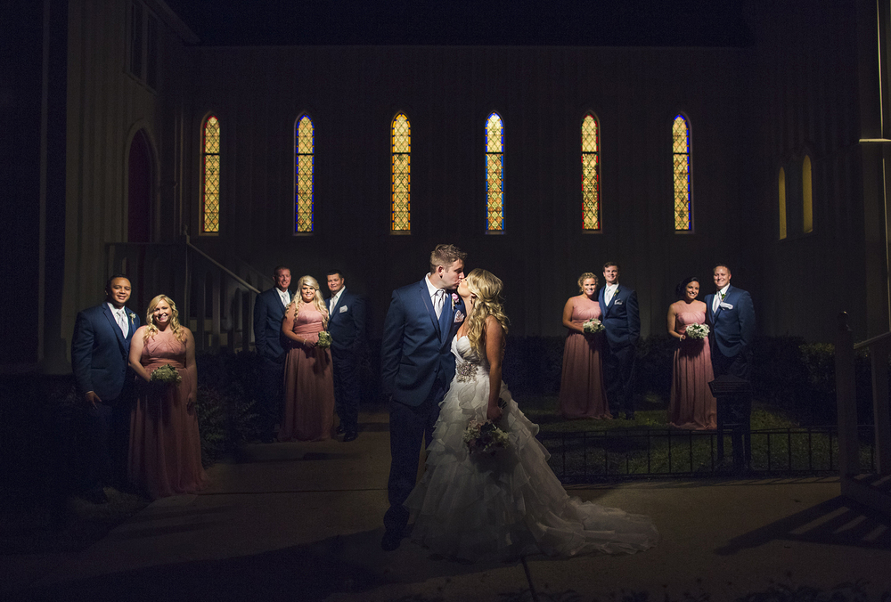 St. Mary's Episcopal Wedding Green Cove Springs