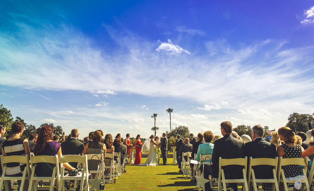TPC Sawgrass Wedding Photographers