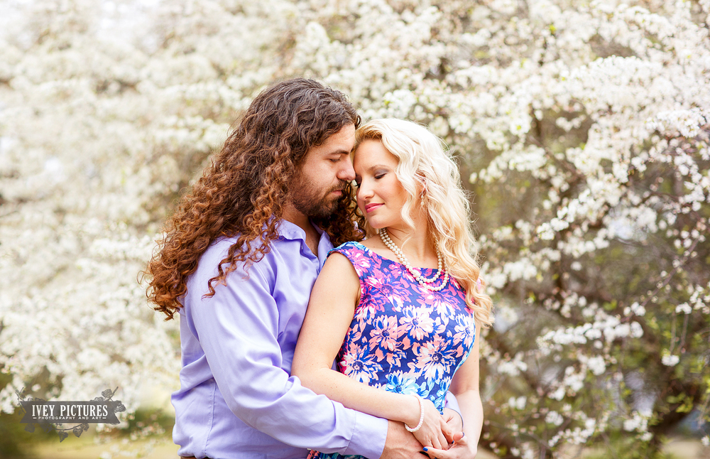 Beautiful engagement photos in Jacksonville Fl