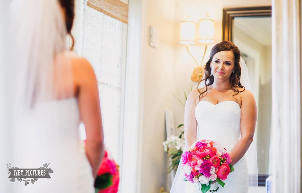 Bride at Nocatee CrossWater Hall