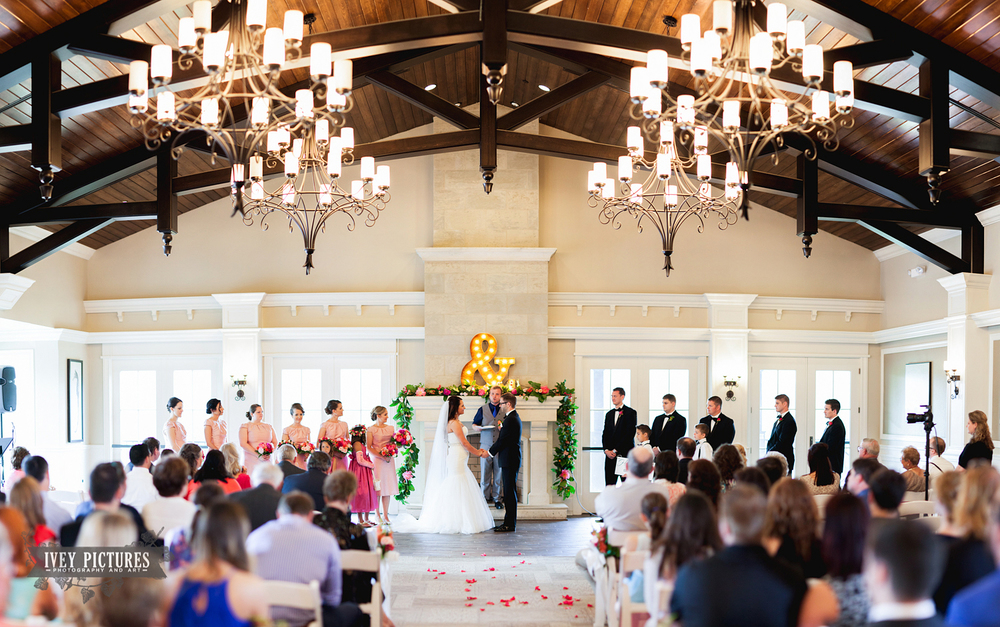 Jessica Brad S Nocatee Crosswater Hall Wedding