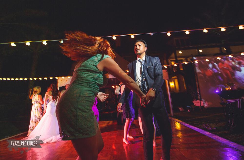 st augustine wedding reception