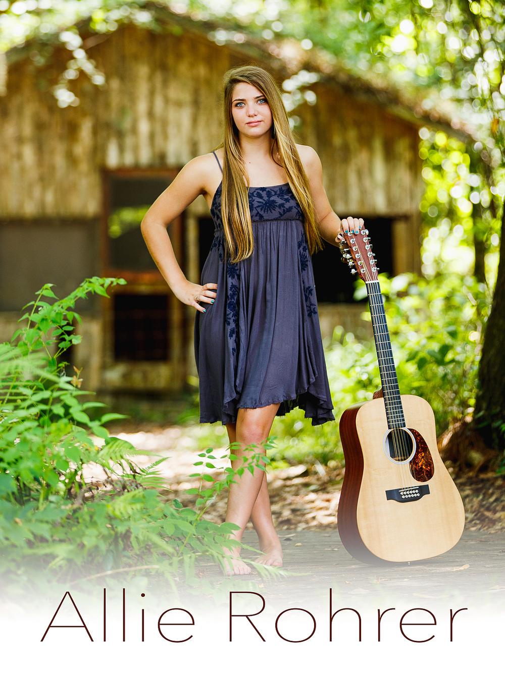 Allie Rohrer at The Riverside Arts Market Jacksonville
