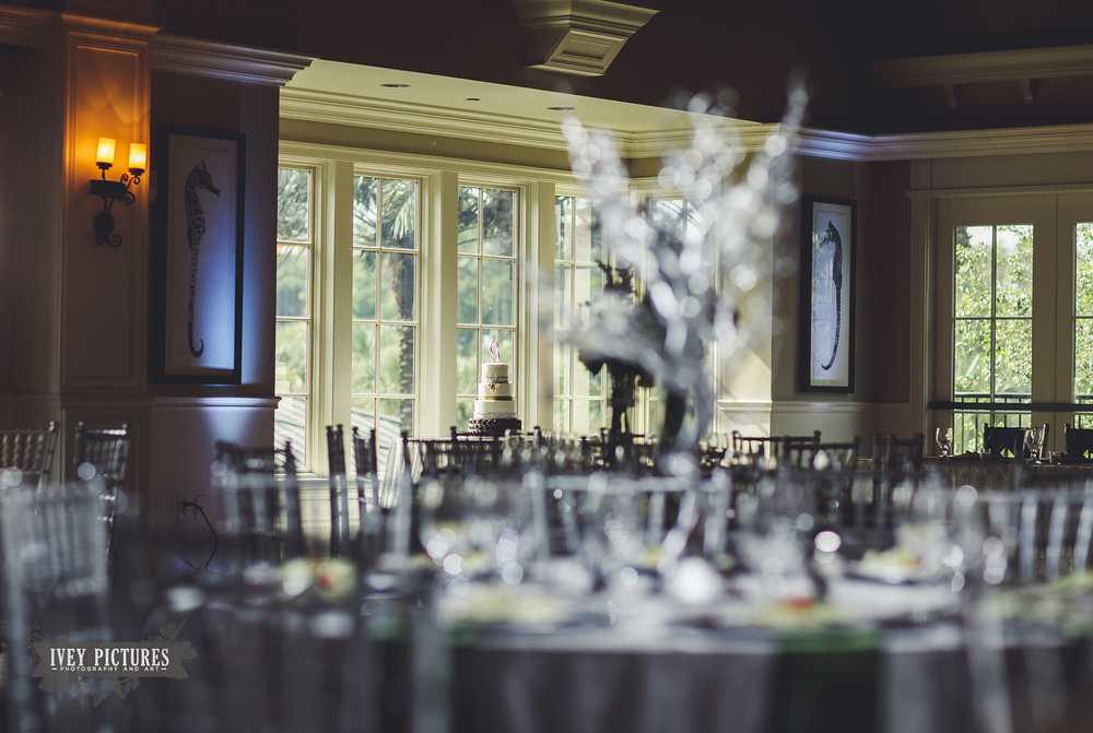 Nicety Crosswater Hall wedding decor