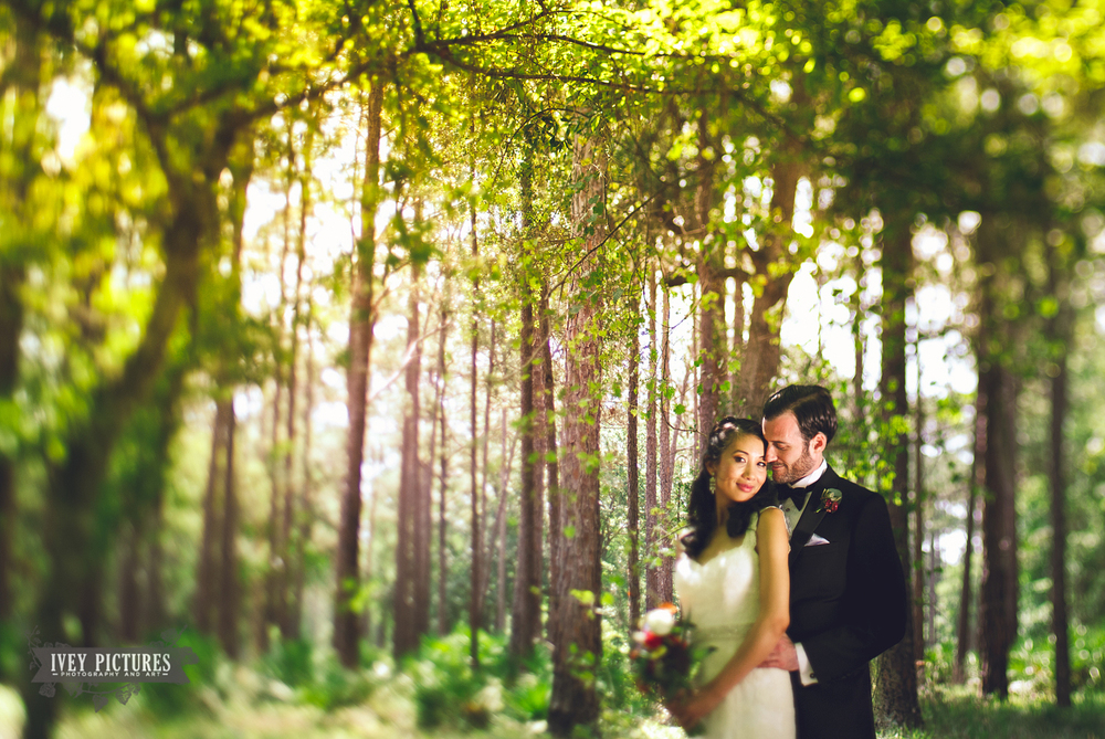 Austin Cary Forest Wedding