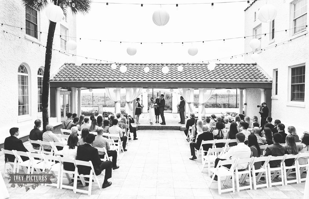 Casa Marina Wedding Jax Beach Fl.