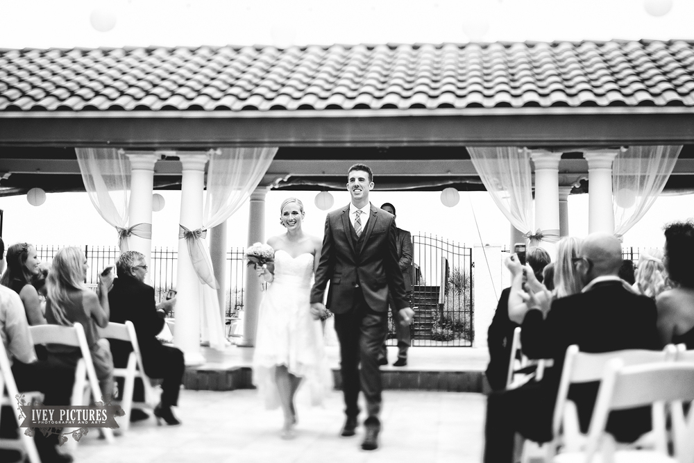married at Casa Marina