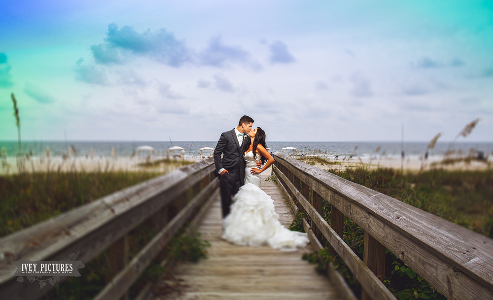 Amelia Island Wedding Photo
