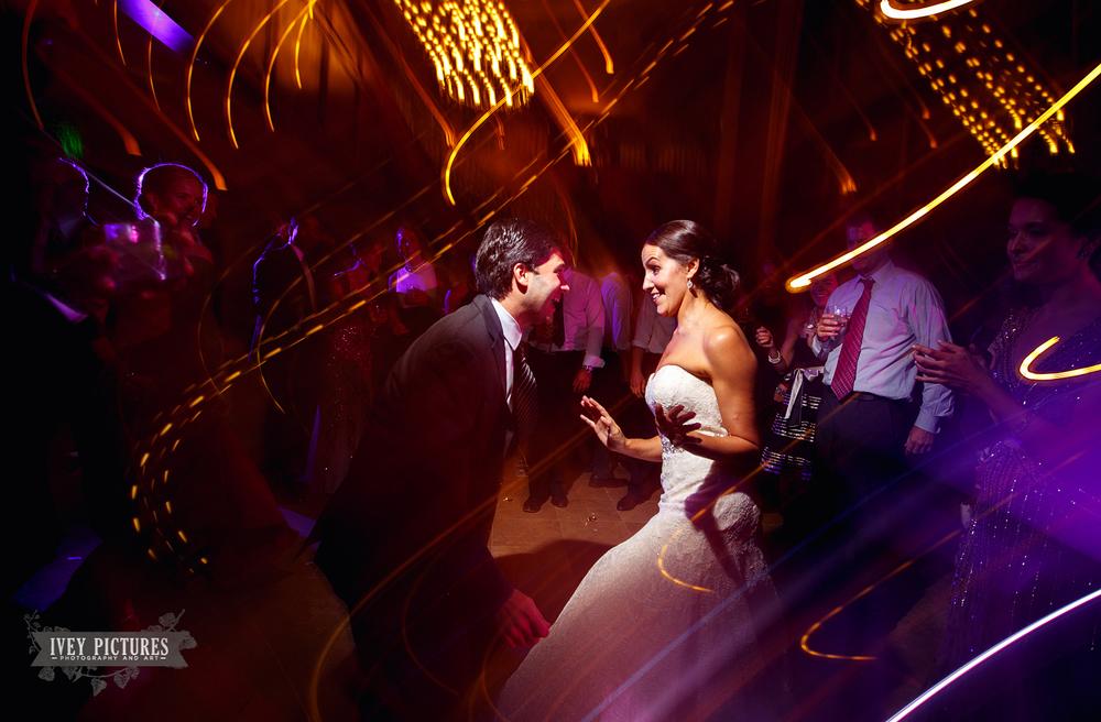 wedding reception at The River Club Jax