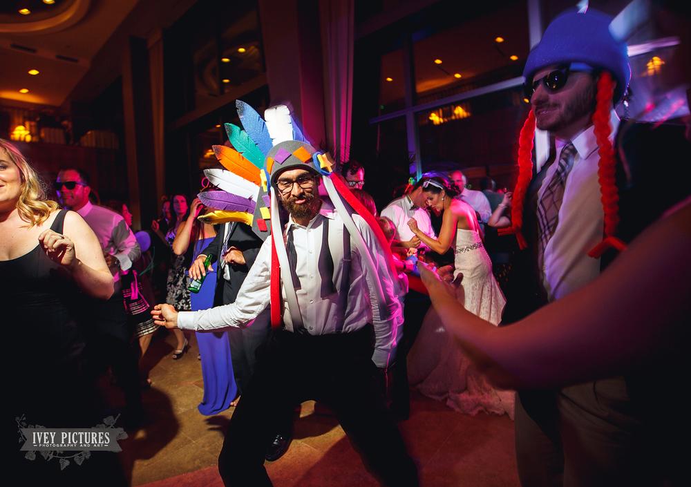 crazy hour wedding receptions
