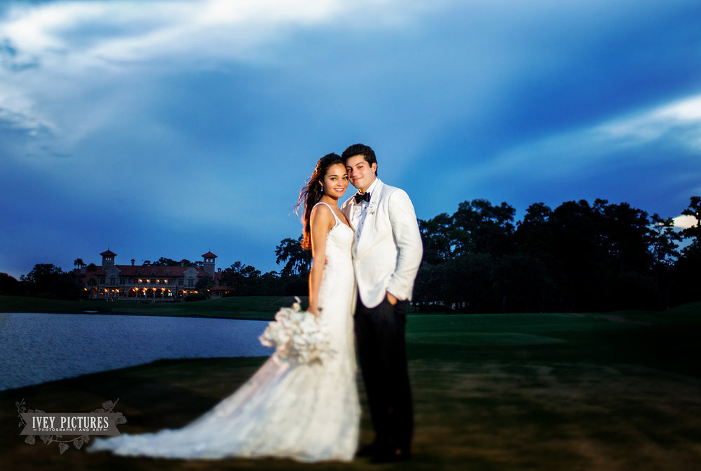 TPC Sawgrass wedding photographer