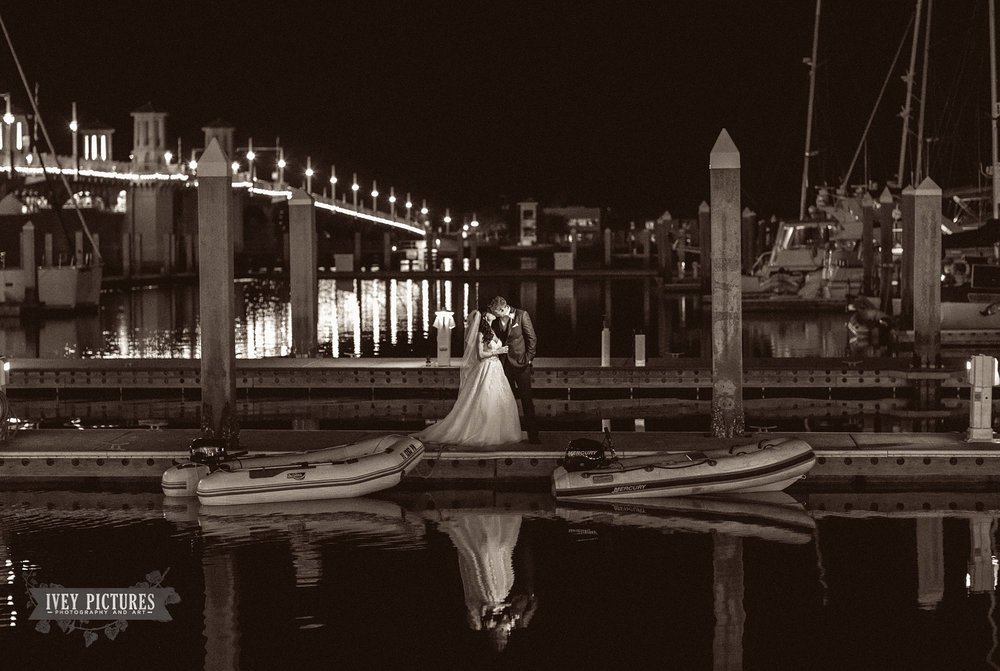 St. Augustine wedding photos