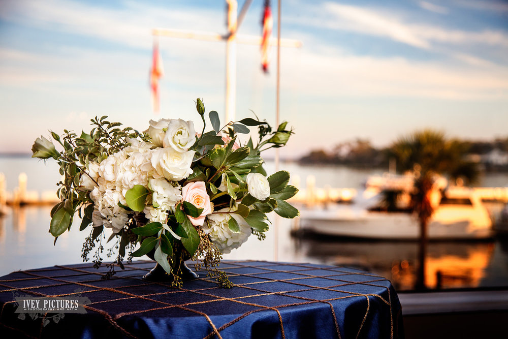 The Florida Yacht Club weddings