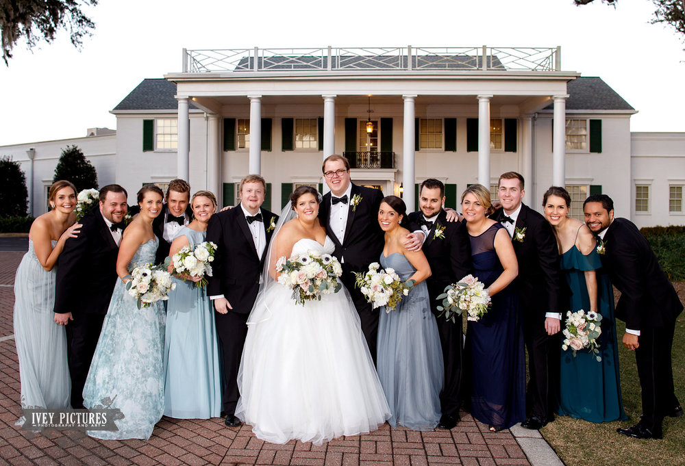 jacksonvillle wedding party