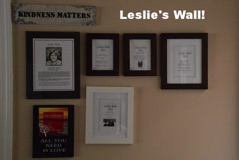 Leslie's Week Families