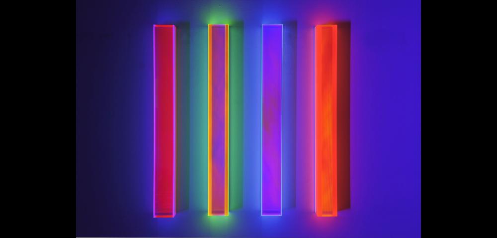 Colormirror Rainbow Texture , 2014
