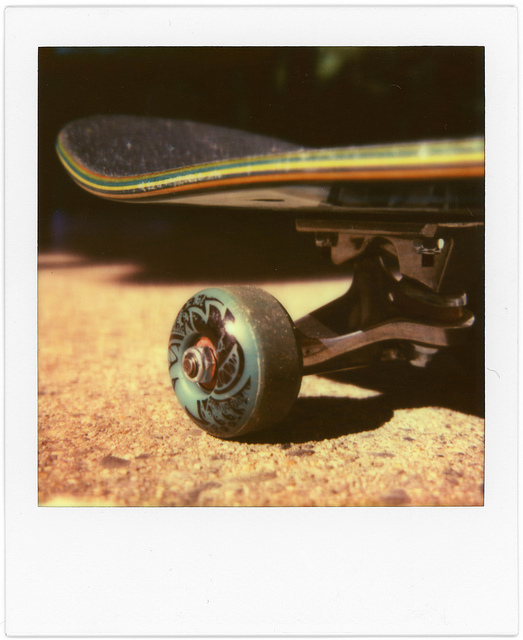 Polaroid SX70 091012  on Flickr.