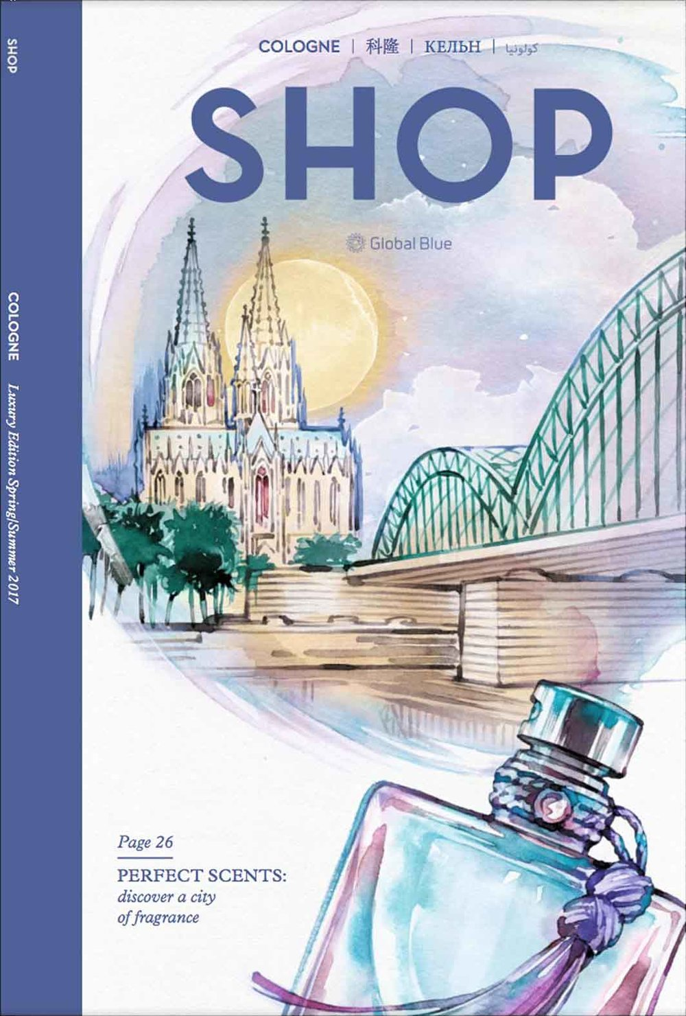SHOP Magazine - Cover - 2017