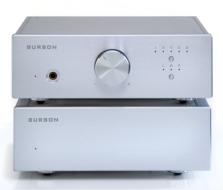Burson Audio Conductor & Timekeeper © 2015 Wes Bender