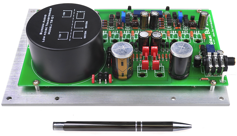 Burson Soloist headphone amp power supply.