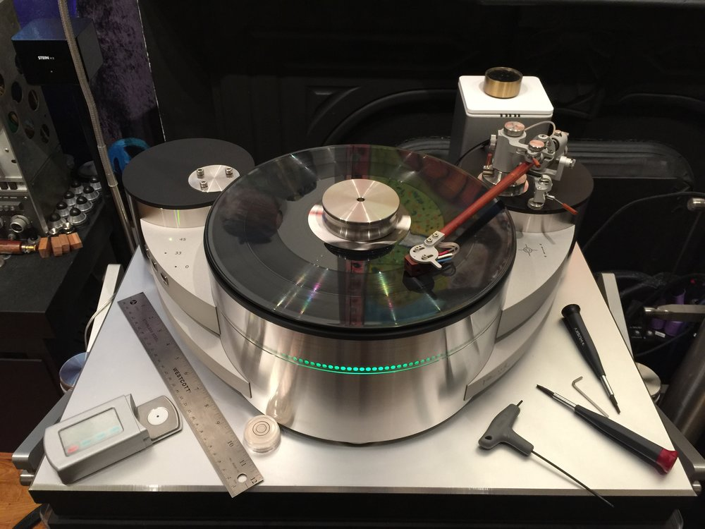 Reed 3C Turntable at Wes Bender Studio NYC.jpg