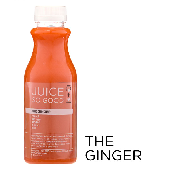 Cold Pressed Juice The Ginger
