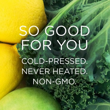 So Good for You | JUICEsoGOOD.com | Cold-Pressed Juices - Never Heated