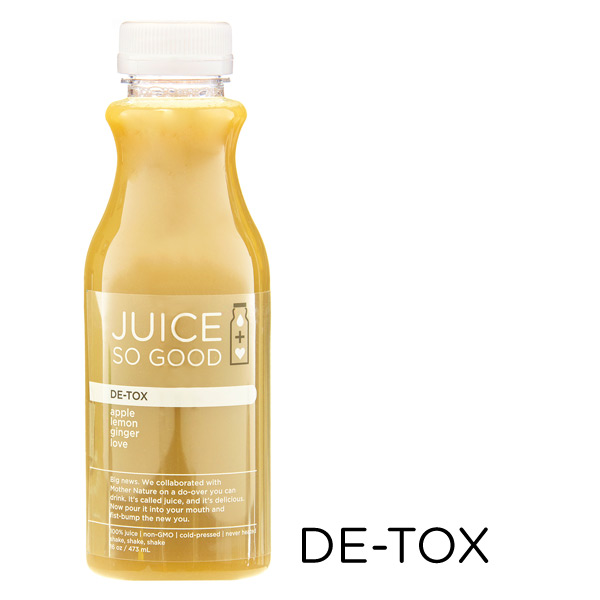 Cold Pressed Juice DeTox