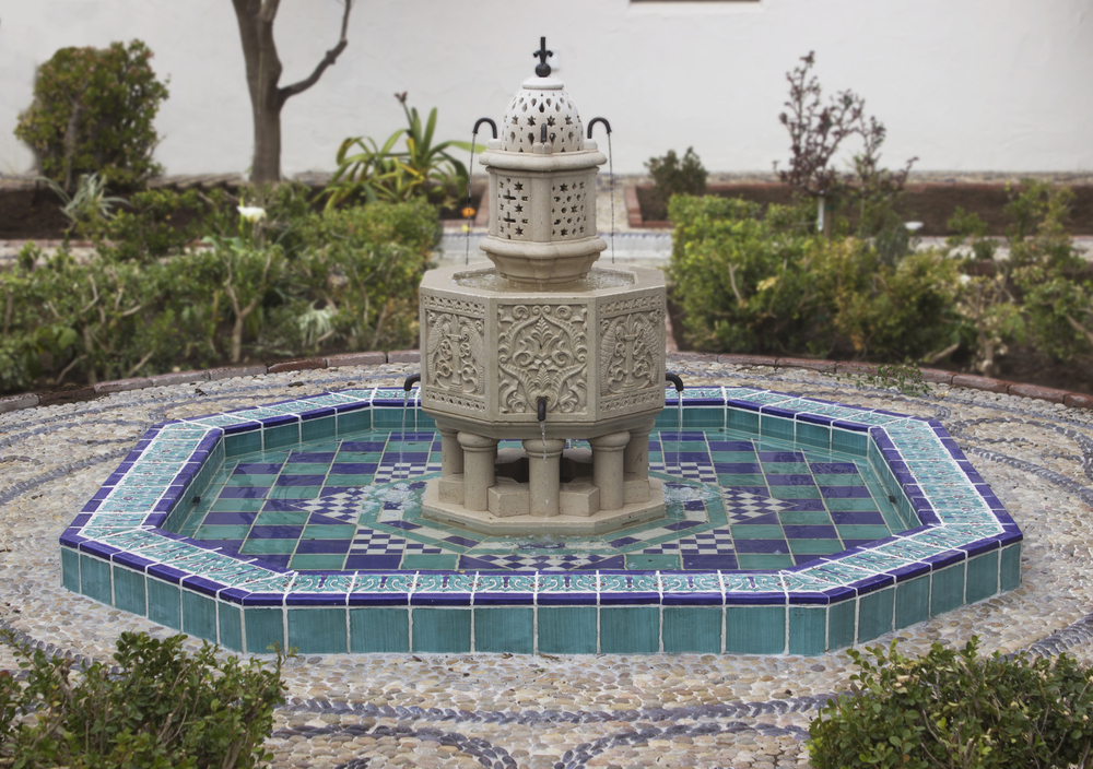 Spanish Renaissance Fountain
