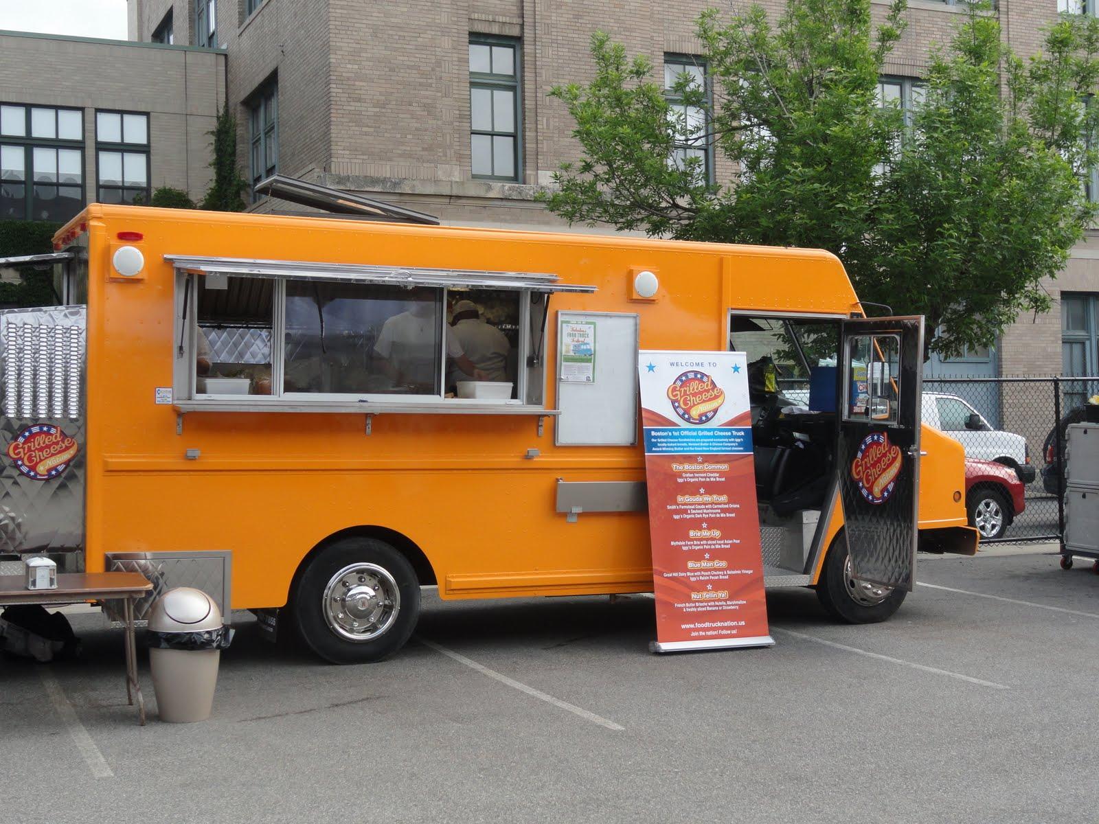 Boston Food Truck Location PK Shiu
