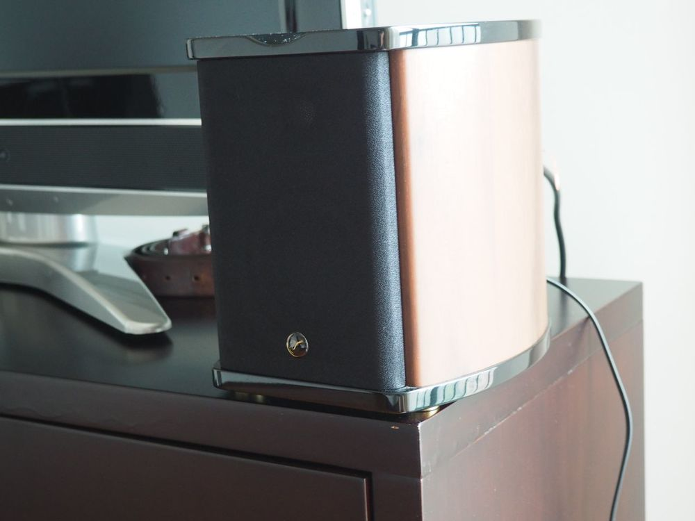 Bluetooth amplified speakers