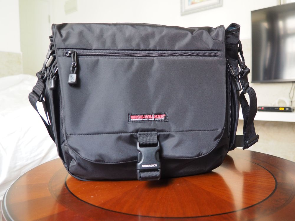 wise-walker OS-01 urban day bag