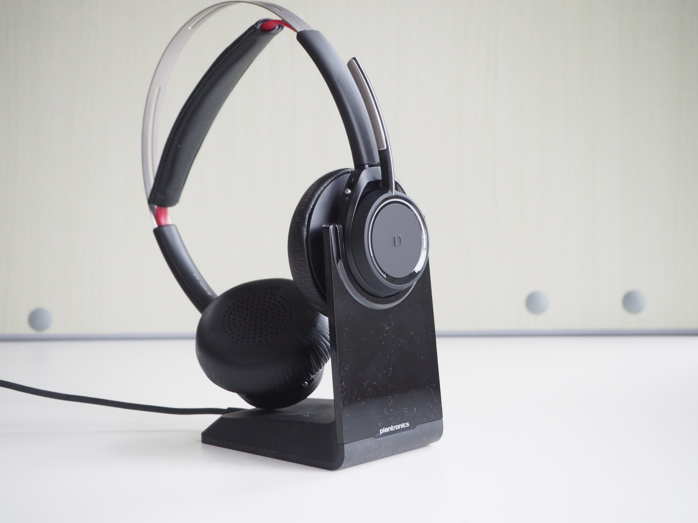 Plantronics Voyager Focus Uc Wireless Headset Review Pk Shiu 邵家麒
