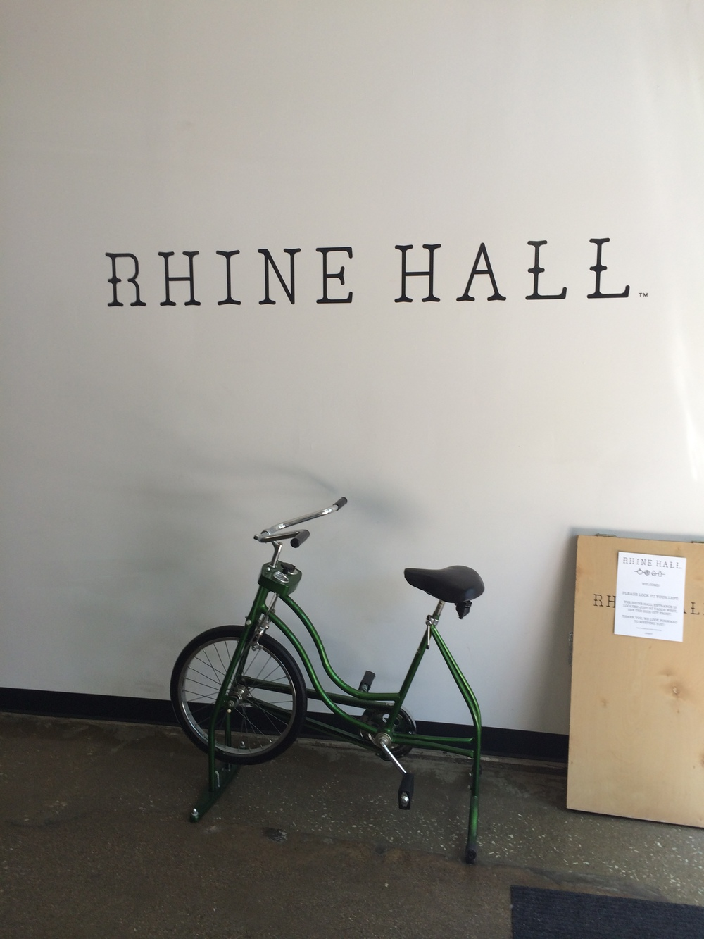 Rhine Hall Distillery Chicago