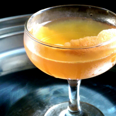 Grapefruit Sidecar