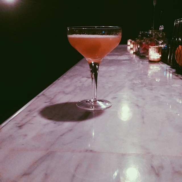 Bittersweet October - Bookmakers Cocktail Club
