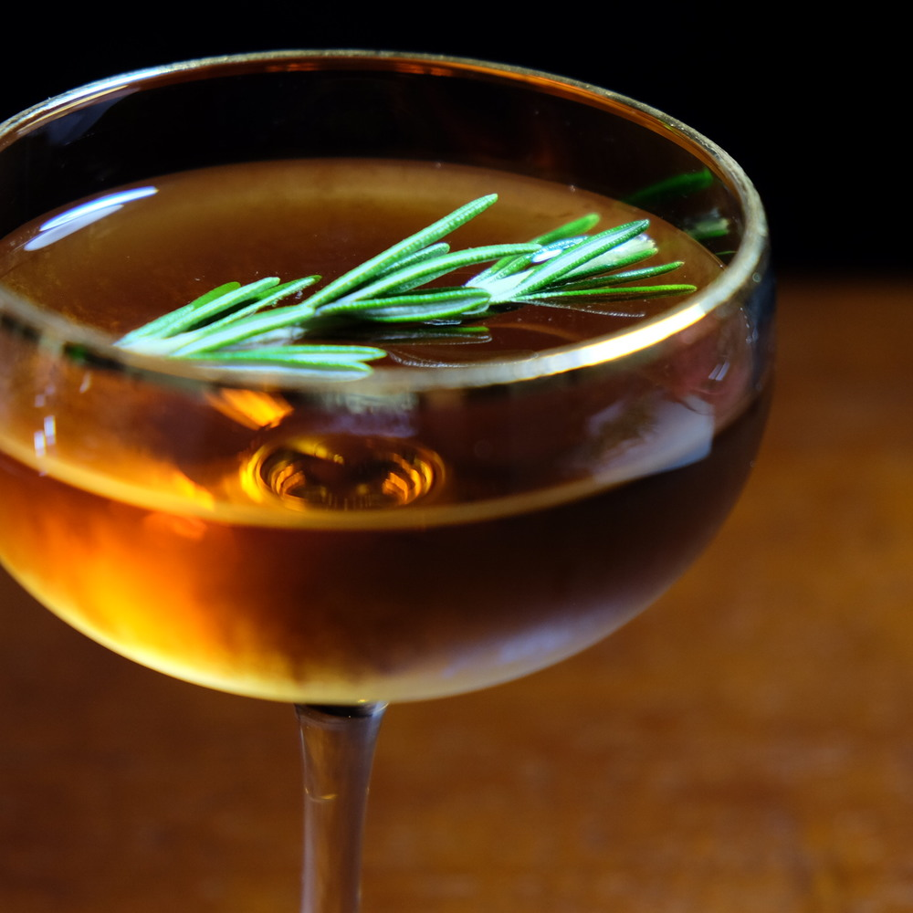Calvados Manhattan