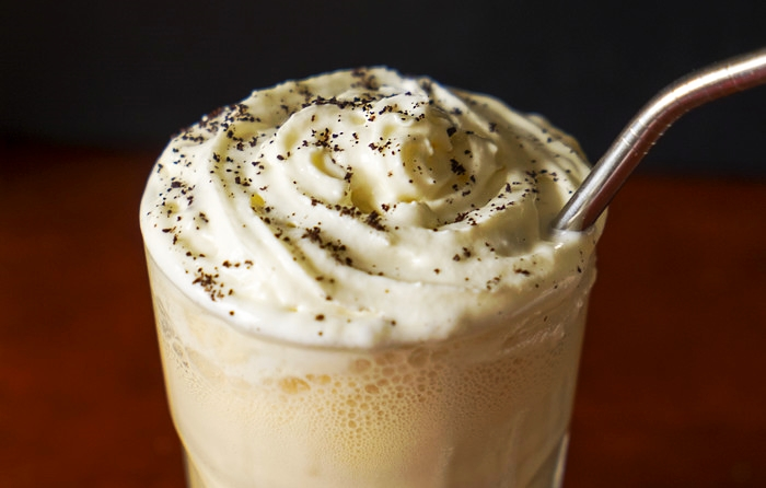 Irish Coffee Shake
