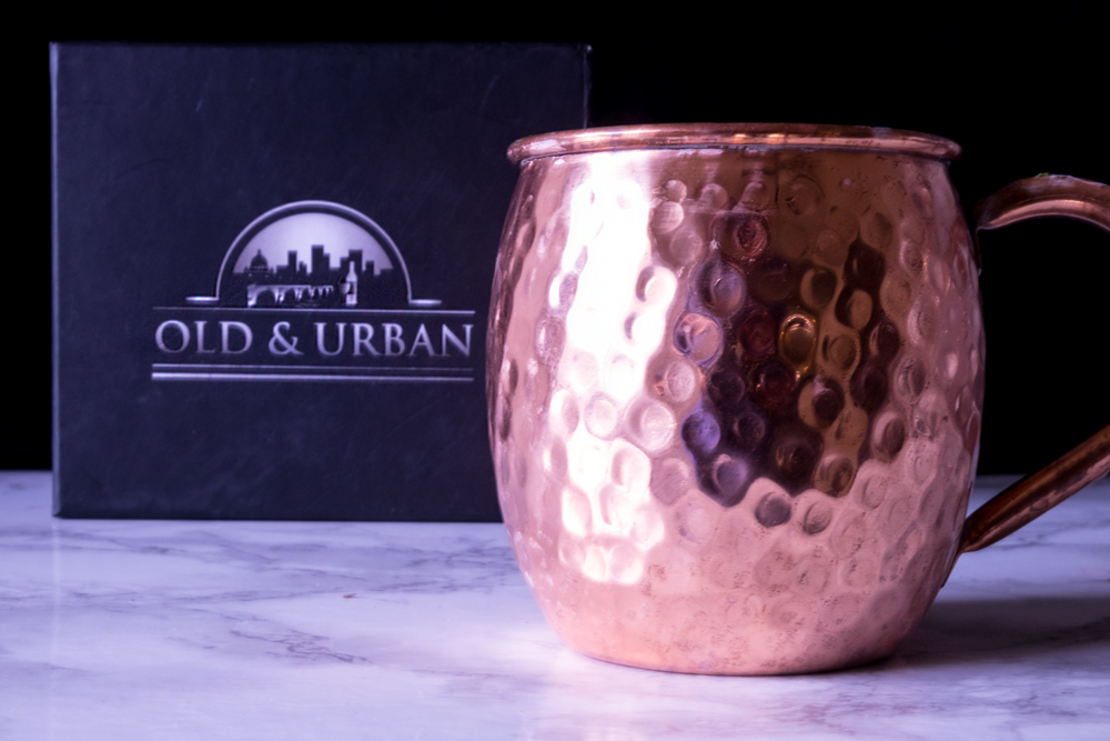 OLD AND URBAN COPPER MUG