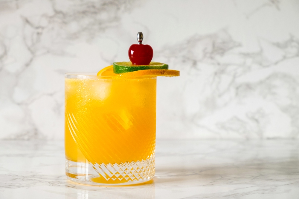 Black-Eyed Susan - Preakness - Cocktail Crafty