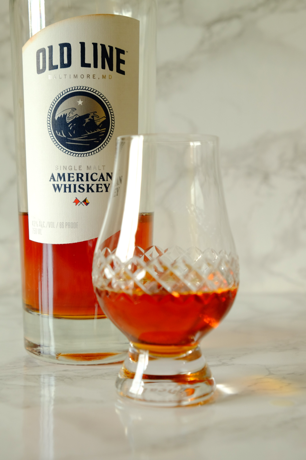 Old Line American Whiskey