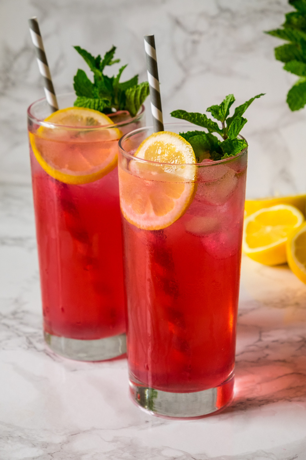 how to make pink lemonade vodka