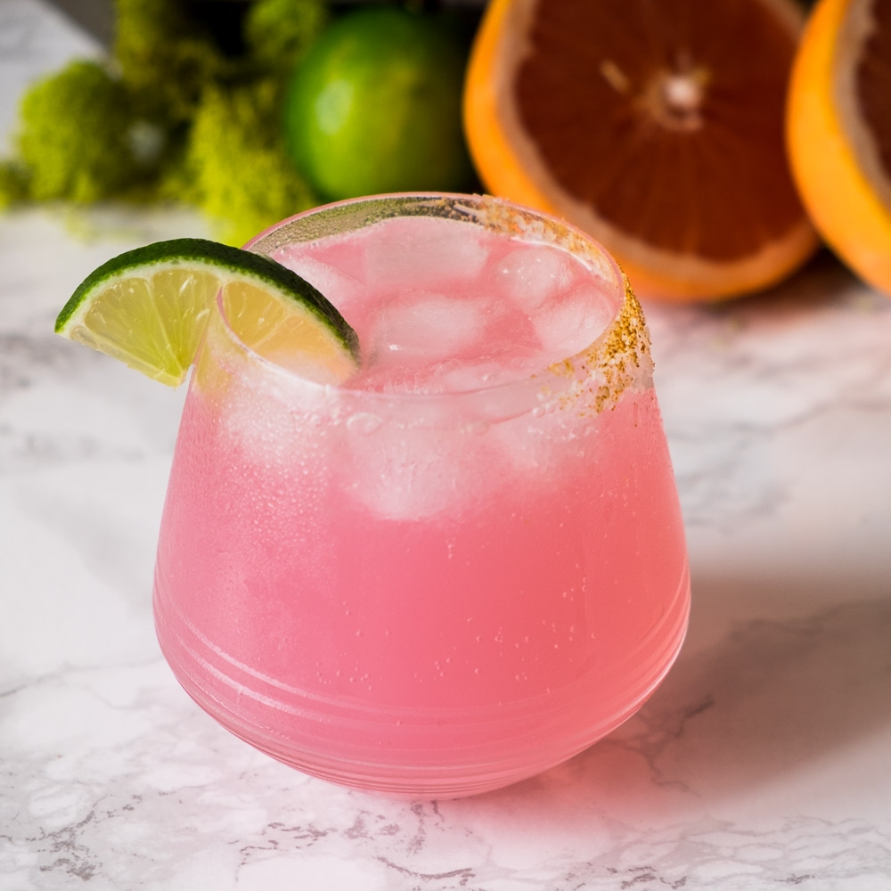 PALOMA - Your other favorite tequila cocktail.