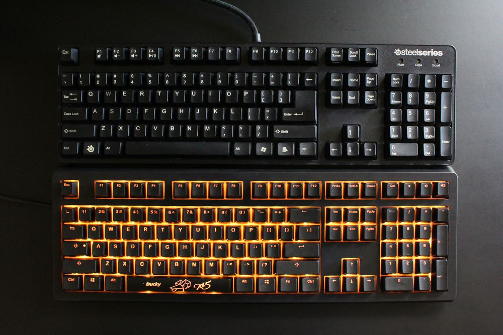 f08fc6b6c63 The keyboard itself shares the same unique shape and size as the Ducky Shine  4. I know a lot of Ducky fans prefer the simple rectangular housing that  was ...