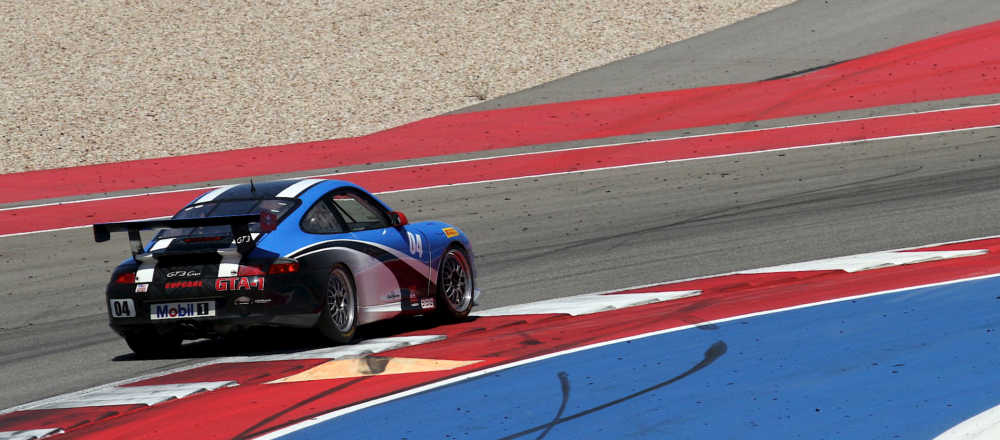 Oxner's GT3 Cup Debut a Success