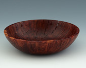 Hand-turned wooden bowls made from ethically-sourced wood
